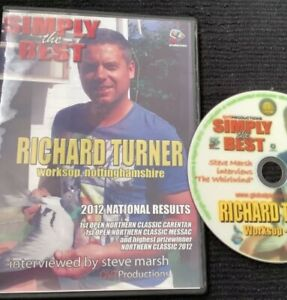 Racing Pigeon Dvd Simply The Best Richard Turner Jealously System Hens And