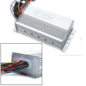 48V 500W Electric E-Bike Brushless Speed Motor Controller For Electric Scooters
