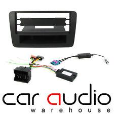 Audi A1 2011 Car Stereo S/Din Fascia & Steering Wheel Interface Kit CTKAU07