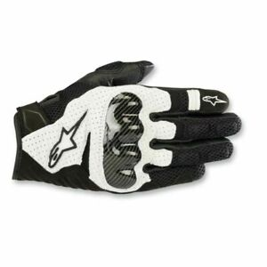 Alpinestars SMX-1 Air V2 Leather Street Motorcycle Gloves Men All Sizes & Colors