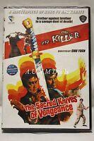 the sacred knives of vengeance chu yuen ntsc import dvd English language