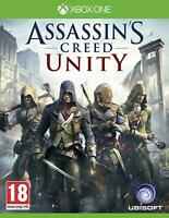 Assassin's Creed Unity Xbox One **FREE UK POSTAGE!!** PHYSICAL DISC