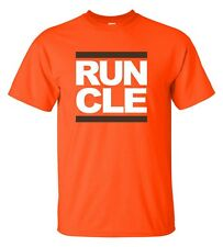 """""""RUN CLE"""" T-Shirt cleveland ohio the land browns cavs indians baker mayfield"""