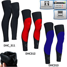 DHERA Cycling Leg Warmers Winter Thermal Roubaix Running Cycle Knee Warmer