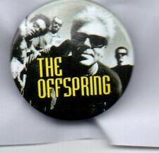 THE OFFSPRING BUTTON BADGE AMERICAN PUNK ROCK BAND Rise and Fall, Rage And Grace