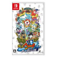 Yo-kai Watch 4 We're Looking Up at the Same Sky Nintendo Switch 2019 Japanese