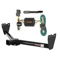 Class 3 Curt Trailer Hitch & Wiring Package for Kia Sorento