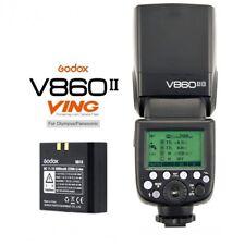 Godox V860II-O Wireless TTL HSS 2.4G Flash Speedlite fr Olympus Panasonic Camera
