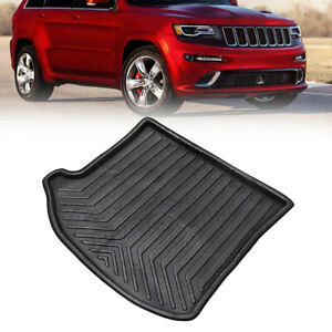Cargo Mat Rear Trunk Boot Liner Floor Tray For Jeep Grand Cherokee WK2 2011~2019