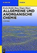 Deutsche Fachbücher über Anorganische Chemie