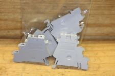 PHOENIX CONTACT DIK 1,5 35mm DIN RAIL TERMINAL BLOCK bag of 6