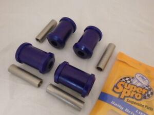 Triumph STAG TR6 2500 ** Set OF 4 REAR TRAILING ARM BUSHES ** Polyurethane TR4A