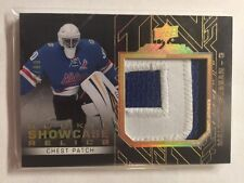 2015-16 Black Malcom Subban Chest Patch /15 Rookie Showcase Relics Upper Deck