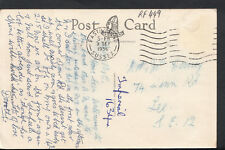 Family History Postcard - Cooney - 74 Winn Road, Lee, London  RF449