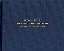 Personal Flying log Book - Aircraft Operating Crew - EASA Part FCL