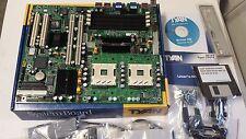Tyan S2725 S2725G2NR Tiger i7501S Dual socket 604 Intel E7501 chipset PCI-X  ATX