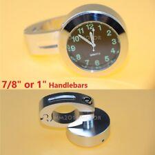 Motorcycle Handlebar Clock For Honda Shadow Aero Phantom VLX 750 1100