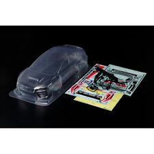 Tamiya 51593 RC Body Set Subaru WRX STI - NBR Challenge