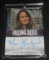 Falling Skies Autograph Trading Card Moon Bloodgood as Anne Glass (Holder)