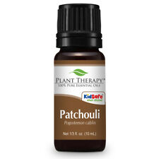 Plant Therapy Patchouli Essential Oil 10 mL (1/3 oz) 100% Pure, Undiluted