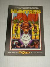 Wolfrider Books Elfquest Readers Collection 11A HUNTRESS by Steve Blevins USED