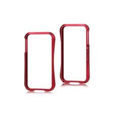 Bumper deff metal cleave aluminium iphone 4/4s rouge