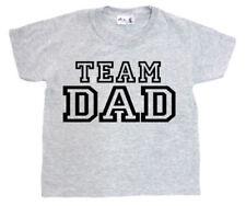 Camiseta de niña de 2 a 16 años de manga corta color principal gris