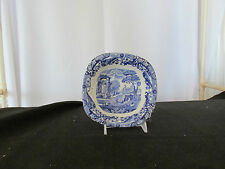 """Spode """"Blue Italian"""" Dip Dish 5in. Made in England"""