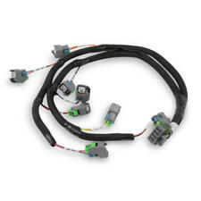 Holley Fuel Injection Harness 558-212; Injector Harness for Ford