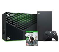 Microsoft Xbox Series X 1TB Console + Game Assassin's Valhalla Brand New IN HAND