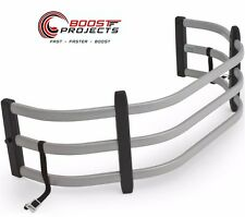 AMP Research BEDXTENDER HD F-150F-250/F-350 SuperDuty Chevy/GMC Silver 74804-00A