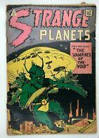 Strange Planets #9 1958-IW-reprints Vampires Void Wally Wood