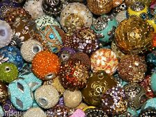 NEW Jesse James Beads 80 (BOHO-ELITE) BIG, BOLD, Beautiful, Beads MIXED RANDOM