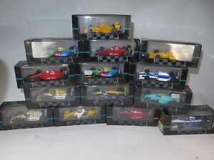 ONYX 1/43 Diecast 1990s Formula 1 F1 Car Collection Mint SELECTION PLEASE CHOOSE