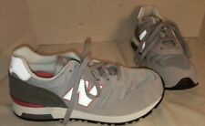 NEW WOMEN'S NEW BALANCE 565 GREY PINK RETRO RUNNING SHOES SNEAKERS SIZE US 10