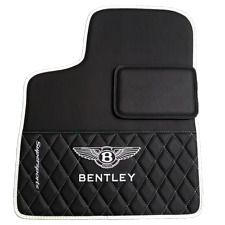 Bentley Continental GT GTC Coupe Supersports Bespoke Car 2PC Floor Mats