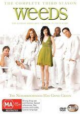 Weeds : Season 3 (DVD, 2009, 3-Disc Set) NEW