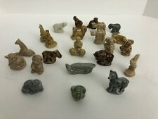 Lot of 23 Wade (Red Rose Tea) Porcelain Mini Figurines