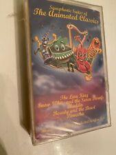 Symphonic Suites of The Animated Classics  Walt Disney Cassette Tape 1994