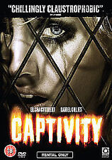Captivity on DVD (2007) Time is Running Out...(Box C)