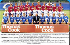PETERBOROUGH UNITED FOOTBALL TEAM PHOTO>1997-98 SEASON