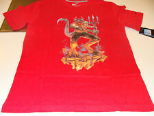 Manchester United 2011 Core T Shirt L Soccer Red Spring