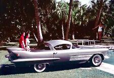 1954 Cadillac El Camino Concept car Press photo 5 x 7 color photograph