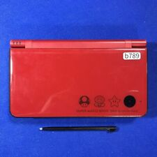 b789 Nintendo DSi LL XL DS Mario 25th Console Japan w/pen Express