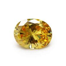 Beautiful Yellow Sapphire Unheated 10.19Ct 10X14MM Oval Cut AAAAA Loose Gemstone