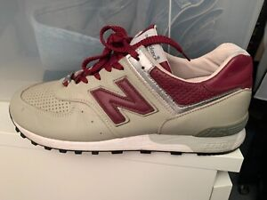 NEW BALANCE 576 Classic car pack »Porsche Carrera » 9UK Made in ENGLAND COLLECTO