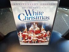White Christmas (DVD, 2009, 2-Disc Set, Anniversary Edition With Music Download)