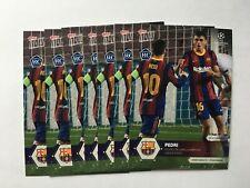 Topps Now Champions League 2020-21 1x #005 Pedri FC Barcelona Rookie Card RC