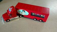 Serialized Numbers AMOCO 2000  HOLIDAY EDITION CAR CARRIER VERY RARE