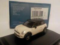 BMW Mini - Pepper White, Model Car, Birthday Cake, 1/76 SCALE